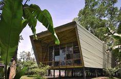 Arquitectura H / Artículos /  Gianni Botsford Architects  Casa Kike - Costa Rica