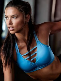 New Adriana Lima for VSX