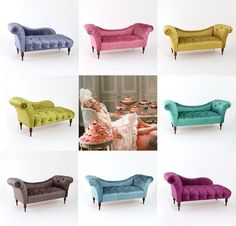 candy couches by walrus studio