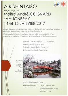 Aikishintaiso seminar in Vaugneray (France) - http://bit.ly/2h1cyaa