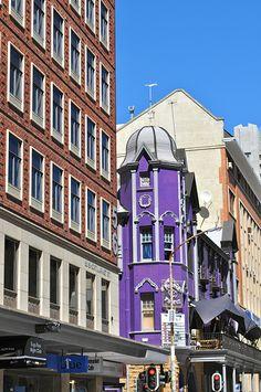A Street Through Town, Long Street.
