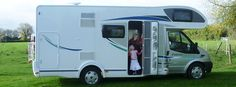 Motorhome Freedom is all about different ways to enjoy motorhomes; motorhome hire, buying an ex-rental motorhome and a motorhome investment plan. Motorhome Rentals, Camper Van, Caravan, Recreational Vehicles, Places To See, Freedom, Road Trip, Castle, Camper