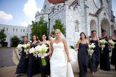 Lauren Gulledge's Wedding at Alley Station in Montgomery, AL