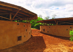 Gallery of Eco Moyo Education Centre / The Scarcity and Creativity Studio - 2