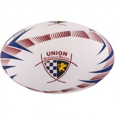 Ballon Rugby Supporteur Bordeaux / Gilbert