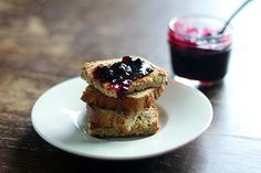 CANADIAN SASKATOON BERRY JAM recipe, nothing is more traditional on the prairies than a jam recipe from the Atco Blue Flame Kitchen. Generations of home cooks, Atco recipes have been the go to for many a prairie cook. Saskatoon Recipes, Saskatoon Berry Recipe, Jam Recipes, Canning Recipes, Yummy Recipes, Recipies, Healthy Recipes, Jam And Jelly, So Little Time