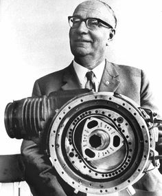 Felix Wankel - Inventor of the Rotary Engine