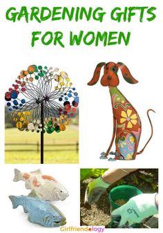 Gardening gifts for women