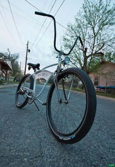 Rat Rod bike
