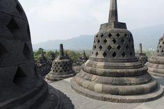 Borobudur temple by Adolfo Perez Coronado Dont Disturb, Borobudur Temple