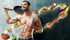 Vorsicht vor Kalorienbomben: Wir zeigen Fett-weg-Ernährung für Sixpacker