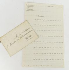WAR OF 1812 CODED DOCUMENT