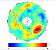 """Antarctica's massive gravity anomaly - Scientists believe a massive object that could change our understanding of history is hidden beneath the Antarctic ice.  The huge and mysterious """"anomaly"""" is thought to be lurking beneaththe frozen wastes of an area called Wilkes Land. The area is 151 miles across and has a minimum depth of about 2,700 feet."""
