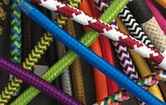 Art Supplies, Cable, Textiles, Cabo, Electrical Cable, Cords, Wire, Fabrics