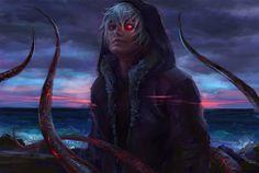 Ghoul by Nyaka-N on DeviantArt