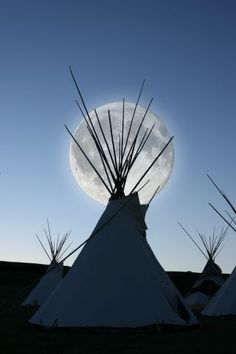 Native American Moon Sign