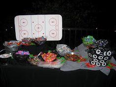 Bluming Creativity: Let's Hit the Ice - Hockey!