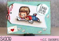 C.C. Designs January Release Henry Writing Valentines XOXO Sentiments Make a Card #12 Smoochies Make A Tag #6 Circle Layering Dies