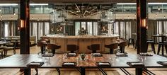 Restaurant and Hotel Design | Commercial Interior Designs from HD