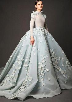 New Ideas Elie Saab Bridal 2016 Long Sleeve Prom Dresses Under 100, Dresses Short, Trendy Dresses, Maxi Dresses, Backless Dresses, Different Types Of Dresses, Types Of Gowns, Dress Types, Wholesale Prom Dresses