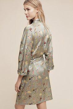 82e9c685de Anthropologie Sleepwear Capsule Collection. Silk sleepwear by Karen Mabon  for Anthropologie