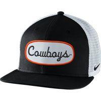 OSU Nike True Mesh Snapback Cap f7e1e72f94f