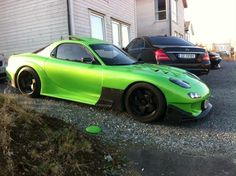 #Mazda_Rx7 #FD #Modified #WideBody #Stance #Lowered Rx7, Tuner Cars, Wide Body, Mazda, Vehicles, Helmets, Mobiles, Rally, Wheels