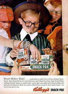 15 anuncios vintage para celebrar Halloween