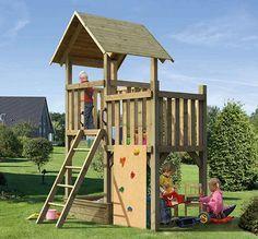 Spielturm für den Garten bei HORNBACH kaufen
