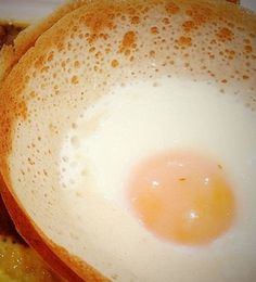Sri Lankan Tasty Egg hoppers
