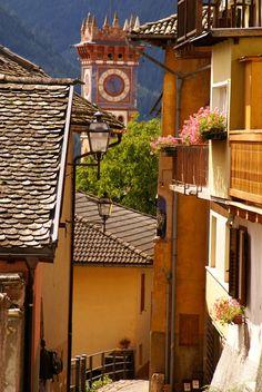 Cavalese (Trento), Val di Fiemme, Trentino Alto Adige, Italy