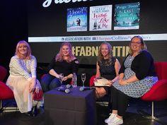 #FabNightIn with Louise Pentland, Lindsey Kelk and Paige Toon!