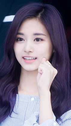 TWICE Pretty Asian, Beautiful Asian Girls, Kpop Girl Groups, Kpop Girls, Nayeon, Korean Beauty, Asian Beauty, Twice Tzuyu, Chou Tzu Yu