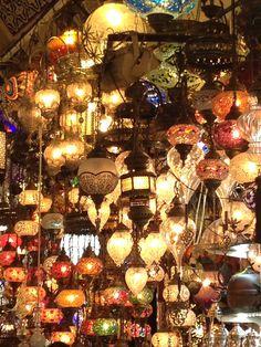 #istanbul #grandbazar #lights and #colors