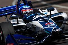 【インディカー】 開幕戦セントピーターズバーグ 初日:佐藤琢磨は10番手  [F1 / Formula 1]