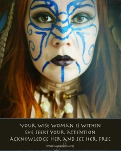Wise woman within