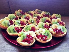 Fruit for wedding Bruschetta, Carrots, Tacos, Mexican, Fruit, Ethnic Recipes, Carrot Cakes, Food, Posts