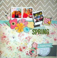 Spring - Scrapbook.com