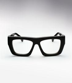 AM Eyewear / Merridy [Black] — #Glasses