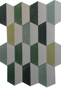 Popham Design tiles floor pattern