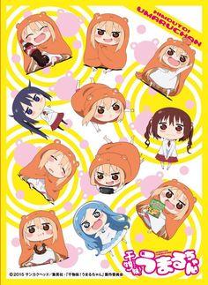 Amazon.co.jp | キャラクタースリーブ 干物妹!うまるちゃん うまるワールド (EN-115) | ホビー 通販