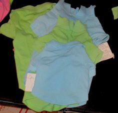 Dog, Pet Tee Shirt, Short Sleeve, Green, Size Medium, NWT's