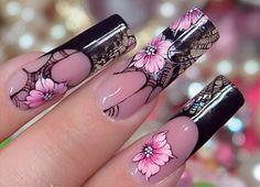 need to be shorter and reshaped. Diy Nail Designs, Colorful Nail Designs, Beautiful Nail Designs, Acrylic Nail Designs, Stiletto Nail Art, Cute Acrylic Nails, Gorgeous Nails, Pretty Nails, Hair And Nails
