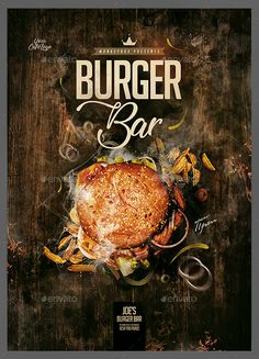 Pizza Menu Design, Food Menu Design, Food Poster Design, Burger Menu, Burger Restaurant, Restaurant Menu Design, Food Branding, Food Packaging Design, Logo Food