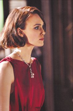 Keira Knightley for Chanel.red dress http://pinterest.com/treypeezy http://twitter.com/TreyPeezy http://instagram.com/treypeezydot http://OceanviewBLVD.com