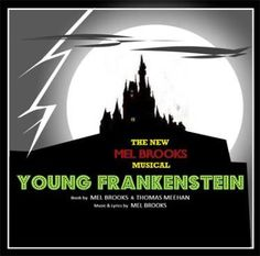 Putting On The Ritz... this weekend with an opening of Mel Brooks Musical, Young Frankenstein!  Opening night, this Friday, July 5th curtain 8:00 p.m. and continuing July 6, 7, 12, 13, 14, 19, 20, and matinee on Sunday, July 21st at 2:30 p.m. Don't miss out on all the fun! RESERVE YOUR SEATS TODAY