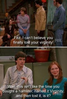 Love that's 70 show! It's the best! That 70s Show Quotes, Tv Show Quotes, Thats 70 Show, Hyde That 70s Show, Funny Quotes, Funny Memes, Funniest Memes, Comedy Quotes, Stupid Memes
