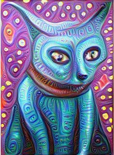 deep dream filter - Поиск в Google #neuralnetwork #deepdream #deepdreamfilterapp #art #google #abstract #deepdreamfiter #Inceptionism #cat