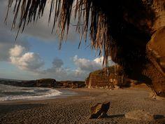 truman beach, punakaiki