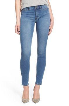 M.i.h. Jeans 'Superfit' Skinny Jeans (Smoky Black)